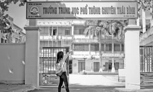Chuyển trường mới, teen Chuyên Thái Bình vẫn nuối tiếc trường cũ nhiều kỷ niệm