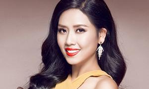 Nguyễn Thị Loan nhẵn mặt thi sắc đẹp vẫn 'chinh chiến' Hoa hậu Hoàn vũ