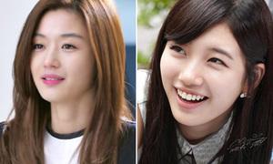 Catse đóng phim của Suzy, Yoon Ah chỉ bằng 1/5 Jun Ji Huyn