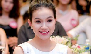 Hoa hậu Thùy Lâm tái xuất rạng ngời bên dàn Hoa hậu, Á hậu