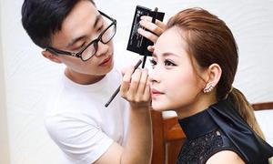 Chuyên gia make-up tiết lộ tất tần tật chuyện làm đẹp cho Chi Pu