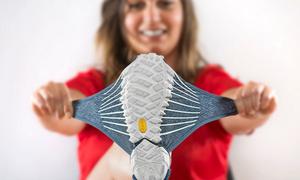'Giày quấn ma thuật' tha hồ biến tấu thành các kiểu khác nhau