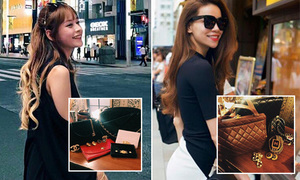 Cửa hàng đồ hiệu giá 'si đa' khiến Hà Hồ, Chi Pu thích mê ở Nhật