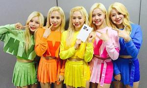 Nhóm nữ bị ví như 'phiên bản nghèo khổ' của Red Velvet
