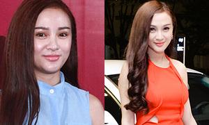 Kelly Nguyễn tái xuất xinh đẹp sau ảnh mặt 'sưng phồng'