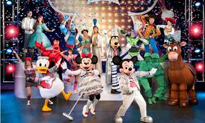 Chuột Mickey trở lại Việt Nam tổ chức đại nhạc hội
