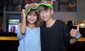 Kiều Phạm bỏ rơi bạn trai 'cặp kè' Dương Idol đi chơi game