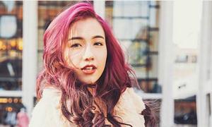 Mie Nguyễn đổi màu tóc nhiều như thay quần áo
