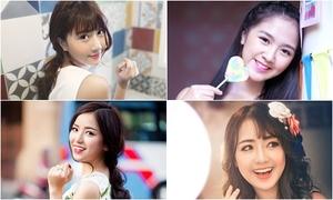 4 hot girl cùng tên mê mệt style ngọt ngào