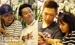 4 cặp đôi hot nhất Hà thành cùng nhau đọ dáng
