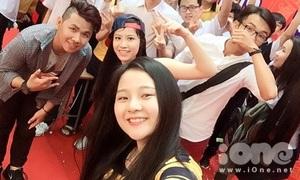 Tam Triều Dâng lần đầu hát trước toàn trường