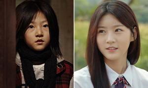 Sao nhí 15 tuổi Kim Sae Ron bị nghi cắt mắt 2 mí