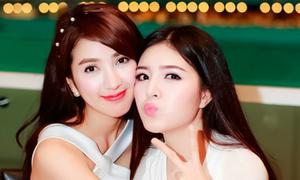 Dàn trai xinh, gái đẹp dự sinh nhật Linh Napie 24 tuổi