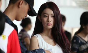 Trai xinh gái đẹp trường nghệ thuật Trung Quốc ngày nhập học