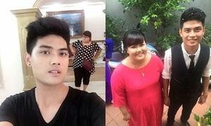 Thư ngọt ngào của 'trai đẹp' gửi người vợ hơn mình 30kg