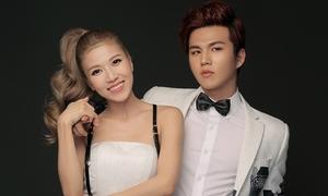 Trang Pháp kết đôi với trai đẹp Hàn Quốc