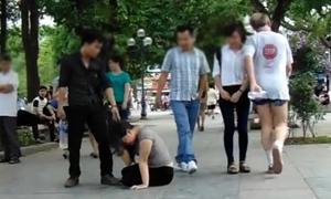 Tác giả video bạo hành bạn gái: 'Im lặng trước cái xấu là một tội ác'