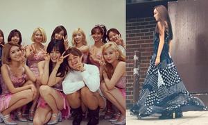 Sao Hàn 14/9: SNSD tươi rói tạm biệt fan, Jessica thướt tha khoe dáng