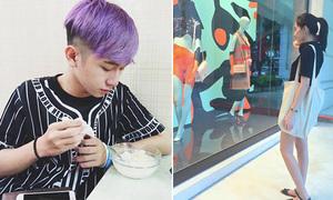 Sao Việt 14/9: Dương Idol tóc 'khoai môn', Thu Thảo tiếc tiền mua đồ hiệu