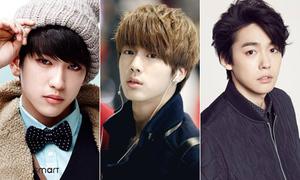 4 mỹ nam đại diện cho thế hệ Visual mới của Kpop