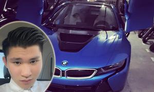 Nam sinh cấp 3 Hà Nội tự nhận là chủ siêu xe 7 tỷ