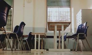 Teen Lê Quý Đôn HCM sung sướng với phòng học lắp điều hòa mát rượi