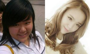 Trang tin Thái Lan ca ngợi cô bạn Hà thành giảm cân thần kỳ