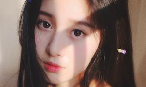 Nữ thần sắc đẹp của 'Học viện mỹ nhân' Trung Quốc