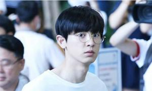 Sao Hàn khoe độ cute với mốt kính gọng tròn Harry Potter