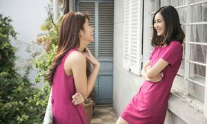 Tình bạn của Đàm Phương Linh và Helly Tống