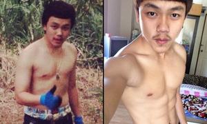 Chàng trai bụng phệ sở hữu body 6 múi chỉ sau 3 tháng