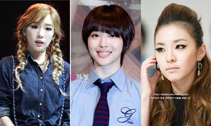 5 sao nữ Hàn để kiểu tóc nào cũng đẹp