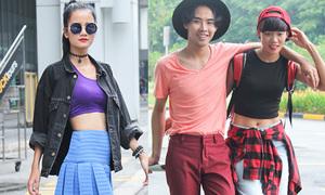 Top 7 Next Top sành điệu bất ngờ ở Singapore
