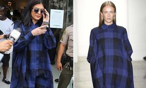 Váy hơn 30 triệu giống Kylie Jenner bán hết trong 'một nốt nhạc'