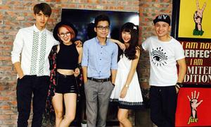Hot boy Bình An thay thế B Trần trong 5s Online