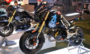 64 mẫu xe độ Honda MSX 125