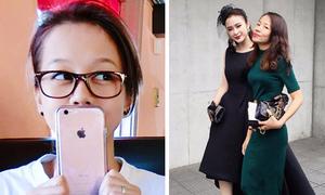 Sao Việt 28/9: An Nguy khoe 6s, Phương Trinh mặc đồ dạ tiệc xem đấu võ