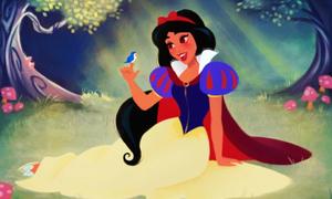 Khi các công chúa Disney hoán đổi vai diễn