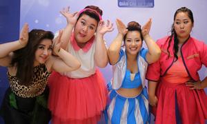 Gameshow thi nhảy cho người 'mập ú' muốn giảm cân