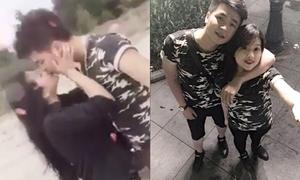 Cặp đôi Hà thành sở hữu loạt nụ hôn kẹo ngọt
