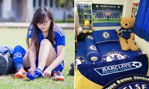 Cô bạn du học sinh Việt 'ăn Chelsea, ngủ Chelsea'