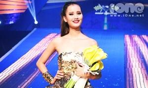 Hương Ly: 'Sẽ nỗ lực để không bị gọi là bánh bèo'