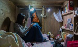 Những phòng trọ 'bé như mắt muỗi' của SV Hàn, Nhật