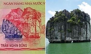 Những địa danh in trên tiền Việt không phải ai cũng biết