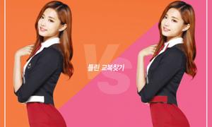 Quảng cáo đồng phục học sinh quá gợi cảm của sao nữ Hàn