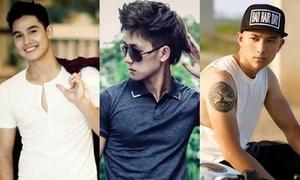 3 hot boy Việt 'bỗng dưng báo hỉ' khiến fan bất ngờ