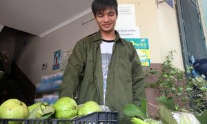 Thất bại với công ty riêng, Lệ Rơi về Hà Nội bán ổi