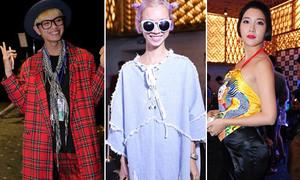 Những bộ cánh 'khó định nghĩa' nhất ở Tuần lễ thời trang
