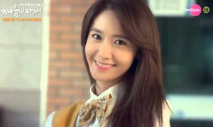 5 clip Kpop (22/10): Yoon Ah bị trai 'phũ', Yuri khoe mặt mộc