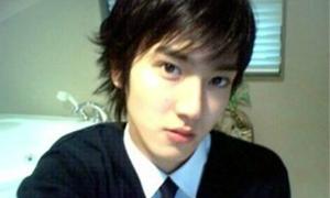 Ảnh quá khứ đẹp như hoàng tử của Si Won